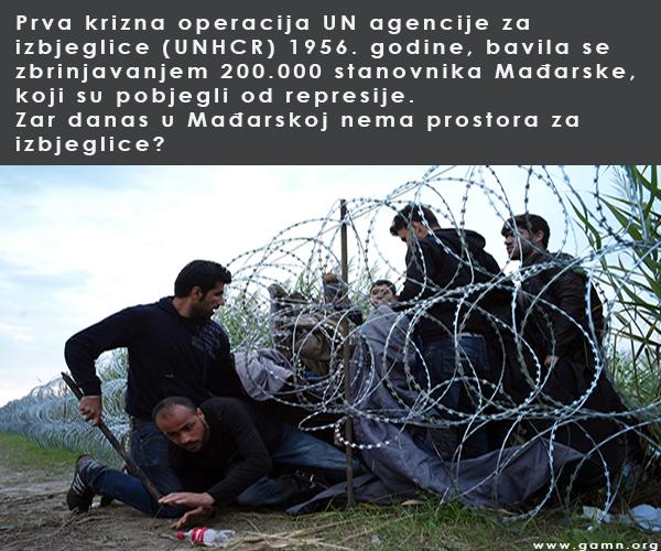 za izbjeglice dan 4