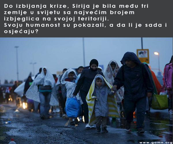 za izbjeglice dan 6