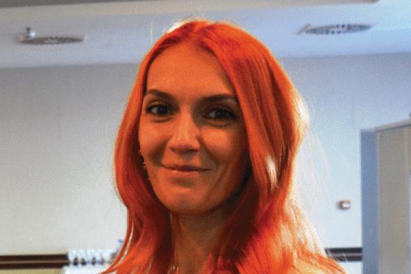 Jelena Vukoslavovic